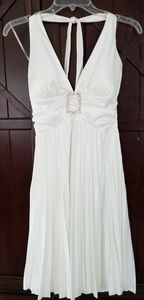 New Ivory dress